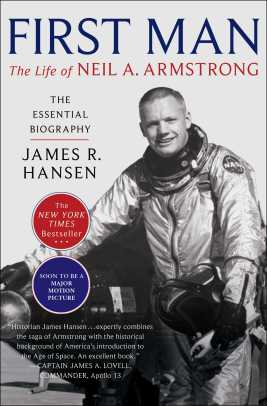 First Man The Life of Neil Armstrong Book Cover