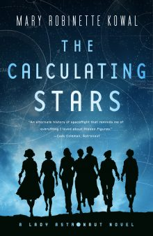 Calculating Stars book cover