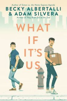 What if It's Us Cover